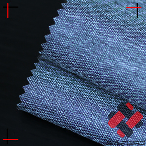 600D polyester grey melange color fabric for bags and sofa