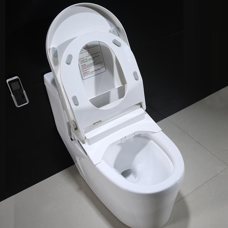 fully automatic self-clean washer electric heated bidet toilet seat lid uk