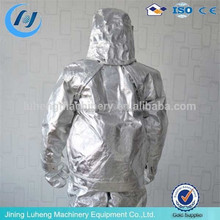 Aluminized fireproofing chemical protective clothing,fire entry suits