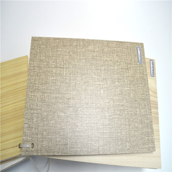 High quality melamine  paper overlay plywood