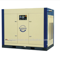 Rotary Screw Portable electric Air Compressor Kaiser VAH 200-13 Electric Screw Air Compressor(565-954cfm / 189psi / 270Hp)
