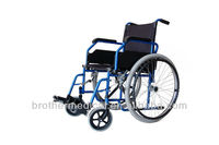 folding mobility disabled wheelchair-Slope armrest wheel chair BME4614