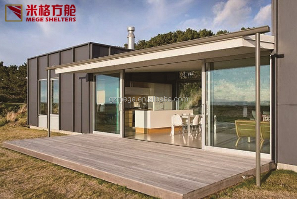 China Prefabricated Mobile Modified Shipping Container Home