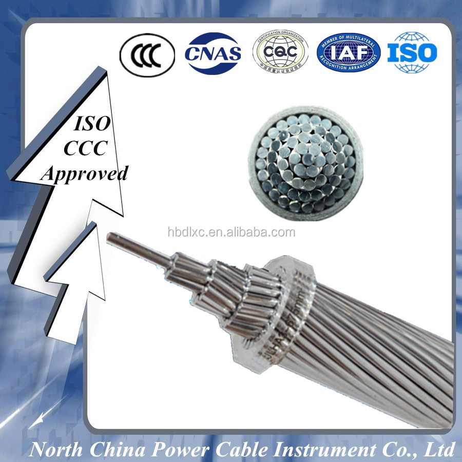 ACSR Conductor with diameter 50mm,75mm,100mm