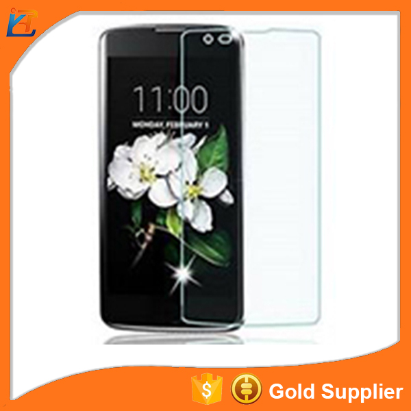 Factory price anti glare scratch-resistance anti-shock cell phone tempered glass screen protector for lg l90 dual d410