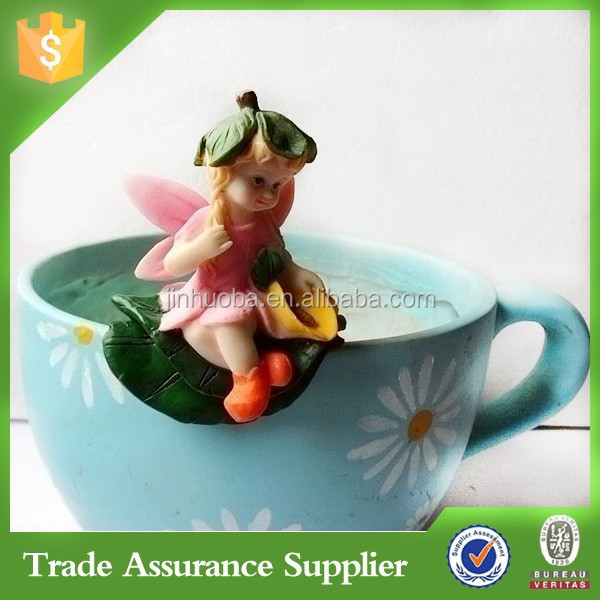 Custom Handmade Resin Mini Fairy Figurines Wholesale