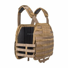 Military Army Tactical Combat Body Armor Molle Plate Carrier Vest