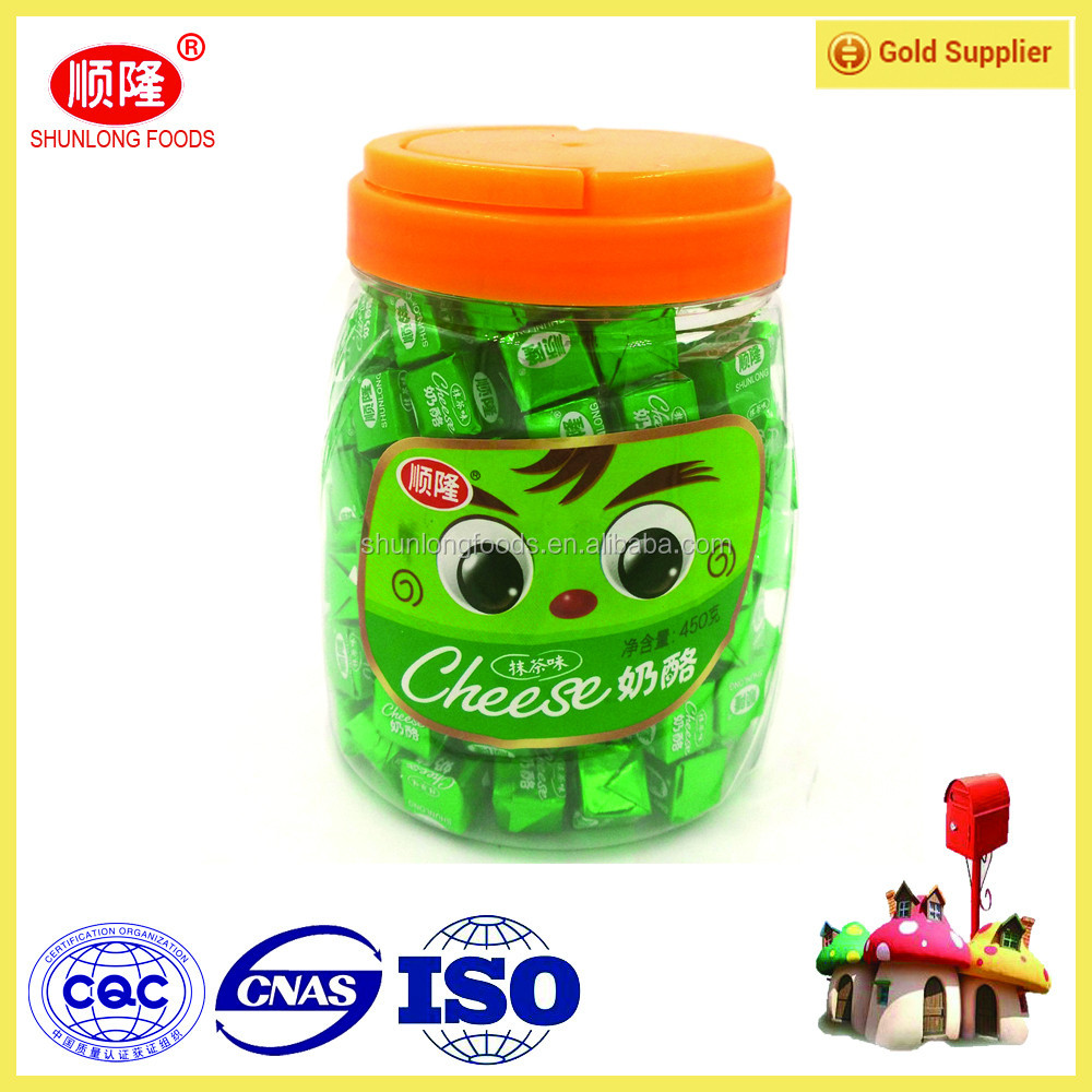 Factory Direct Sales!!! Dice shaped milk candy