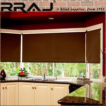 RRAJ Roller Blind Korea with Side Tracks Factory Shades