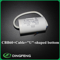 wire-nut high quality and low price cbb60 30uf capacitor