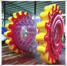New Design Inflatable Water Roller Walking Ball, Inflatable Water Play Equipment