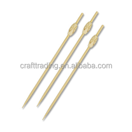 Newest type disposable bamboo New Creative Products