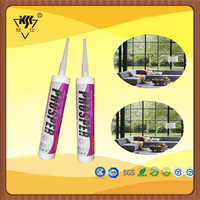 Clear/Transparent/Blue/Brown/Green Colored silicone sealant