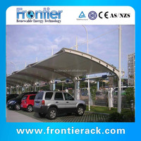 Specialized in manufacturing metal steel carport for car storage