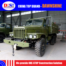 Off Road Truck Military Truck For Sale 6x6 Armoured Personnel Carrier