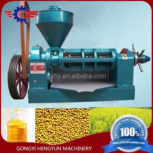 High capacity cotton seed cold oil press expeller/automatic cotton seed oil expeller