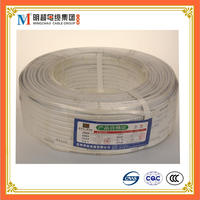 High Quality RVVB 2*2.5mm Flexible Flat Cable Hot Selling Wire PVC Electrical electric wire cable prices