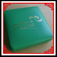 Saudi Universities Sports Federation leather medal package box case