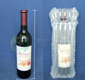 PBW438 Hot sale protective air packaging single wine bottle bag for packaging