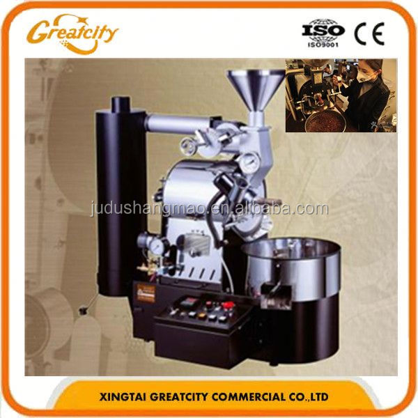 China Hot Sale Automatic Commercial Coffee Roasters for Sale