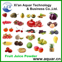 Hot sale best price high quality organic 100% natural fruit flavor powder