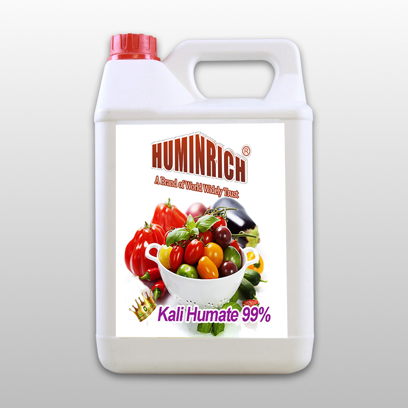 Huminrich Agriculture Use Liquid Humic Acid Fertilizer For Flowers