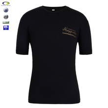Fashion Cotton Logo Printing Tshirt Funny T-Shirts Mens