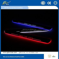 for Honda Crosstour High Quality Accessories led scuff light pedal door