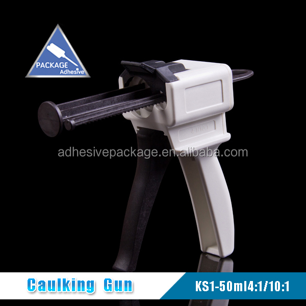 50ml 10:1 Dental Dispensing Gun for dental temporary crown material