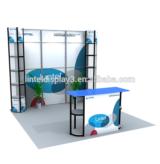 truss display exhibition booth LT-ZH006