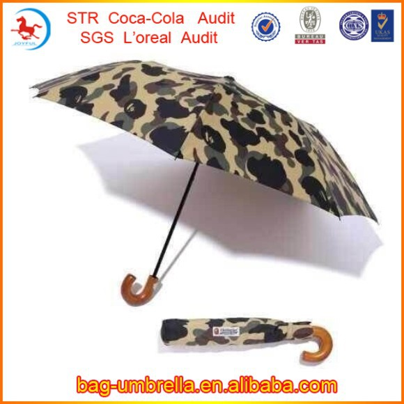 Quality Folding Umbrella Advertising Promotional Umbrella Shenzhen Factory