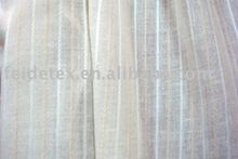 100% Polyester Stock Printed jute fabric for sofa