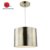 Modern antique brass LED warm white pendant light hanging light for dining room