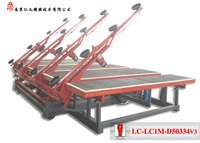 easy loading+cutting +breaking glass machine for big sheet