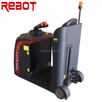 Factpry Price 3Ton Electric Baggage Tow