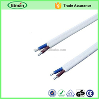 Low voltage PVC Insulated PVC Sheathed Flexible Copper Cable VV cable 450/750V