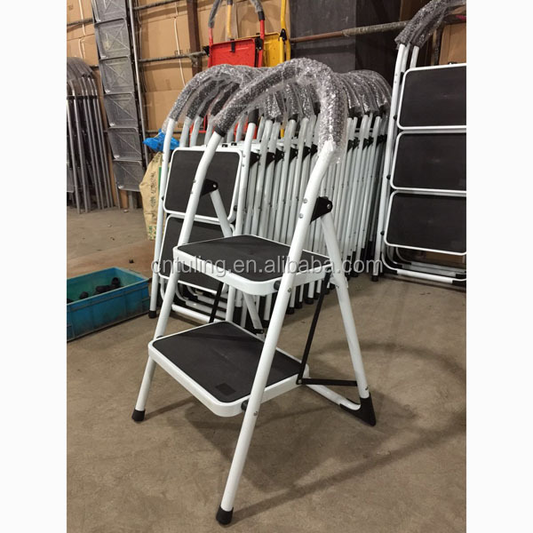 2 Step Stool /folding chair/ stage ladder TL-5202