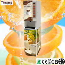 Yinong GBS103 3 hot and 3 cold flavors drinks vending machine, vending machinecafe,cafe coffee machine automat
