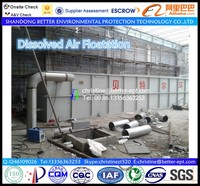 DAF Industry Sewage Treatment System--- Dissolved Air Flotation