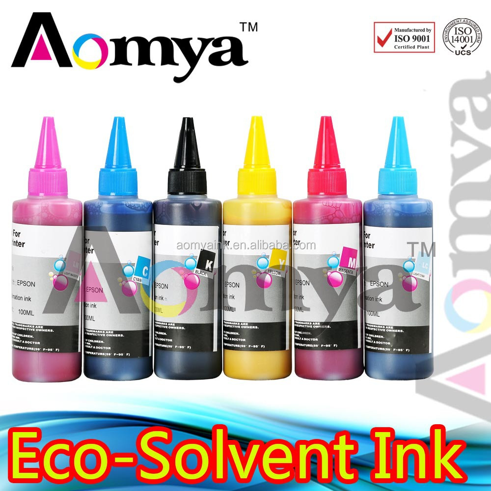 Aomya dx5 printhead eco-solvent Ink price for Epson print head