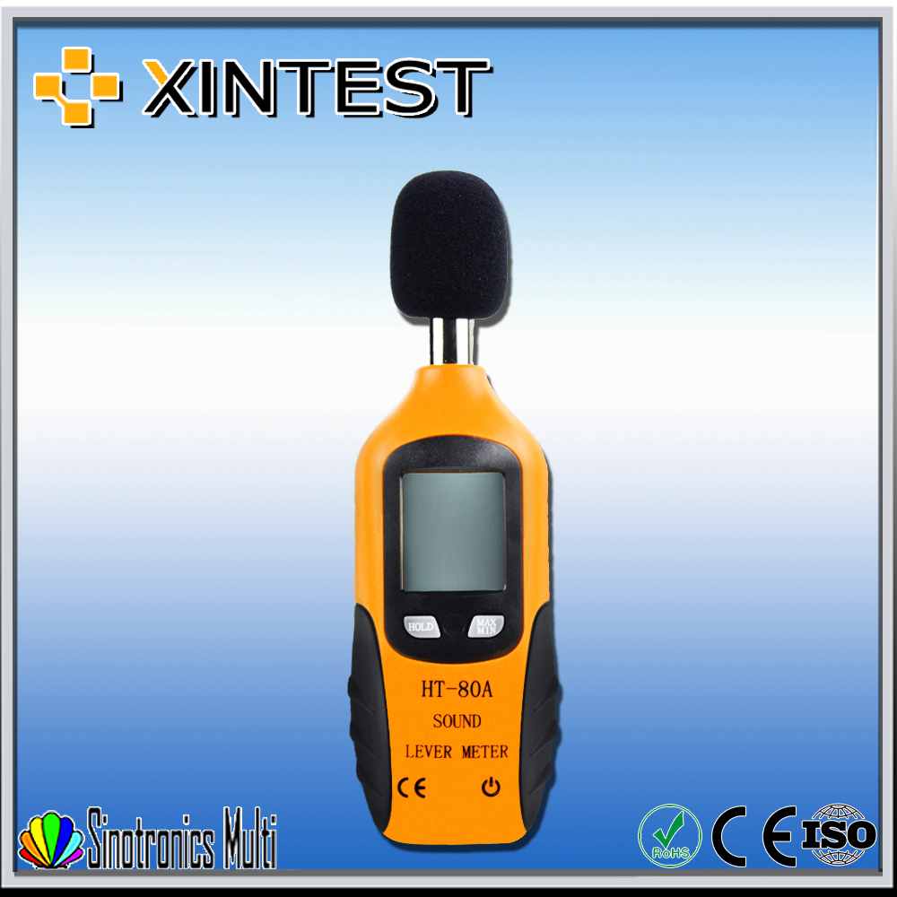 Best Mini Sound Level Meter HT-80A