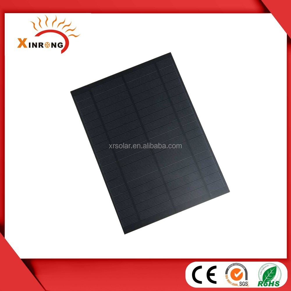 9v 5w Small PET Laminated PV Solar Panel