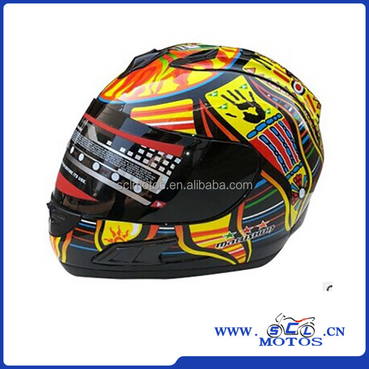 SCL-2016040030 China Supplier Wholesale Motorcycle Helmets