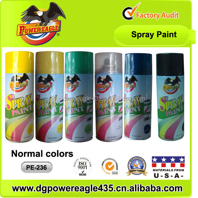 Power Eagle Different Color Car Spray Paint 450ml