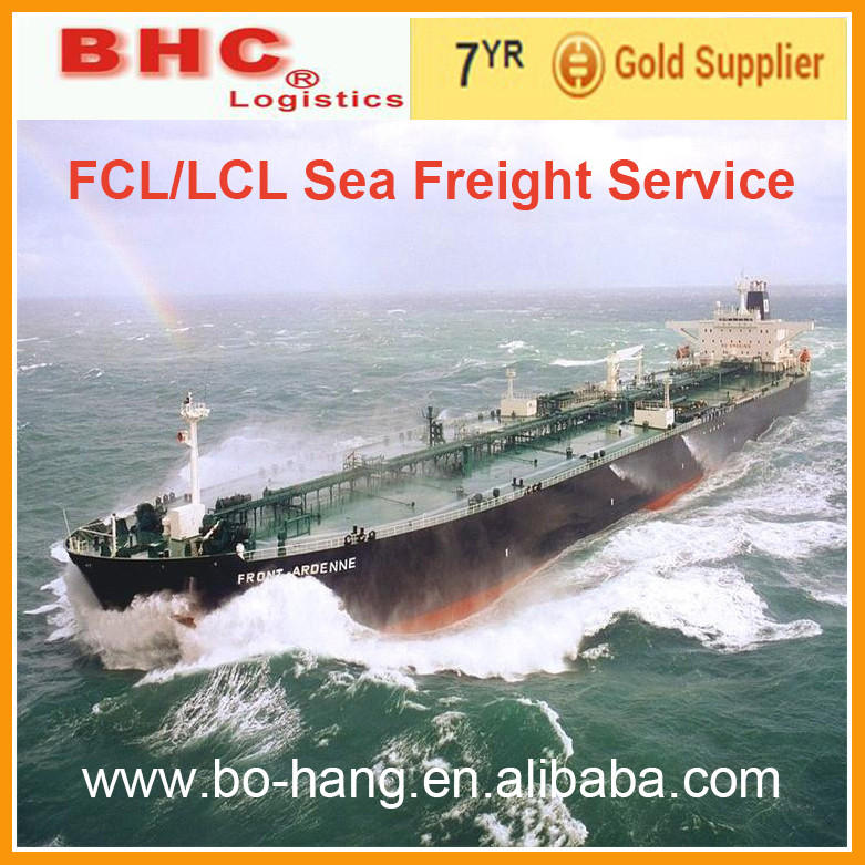 Sea/Ocean Shipping Charges Rates Services to US USA United States from China Shenzhen Guangzhou Shanghai Ningbo Qingdao