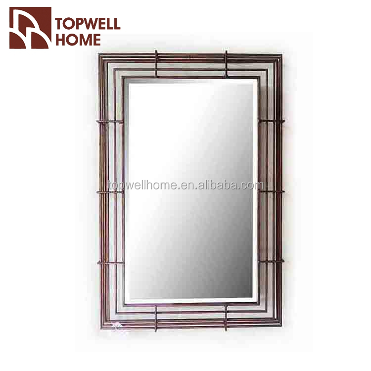 Wholesale Large Rectangle Face Wall Mirror Shop