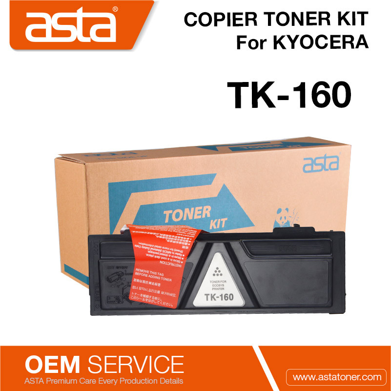 Copier Machines Toner Cartridge TK-160 /161/162/163/164 for Kyocera PRINTER FS-1120D Copier Spare