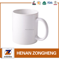 11oz ceramic white blank sublimation sublime mug with orca coating