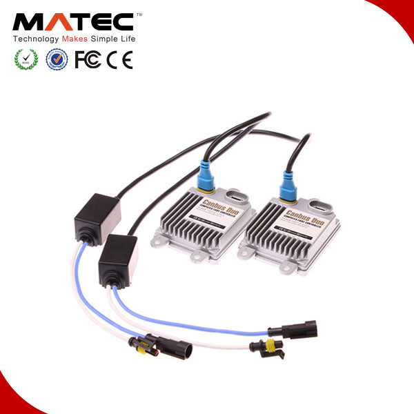 Matec factory distributor updated bi xenon high low xenon bulb hid xenon canbus ballast