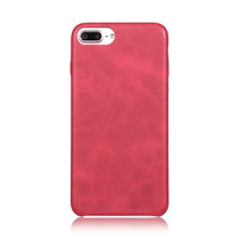 2017 Leather PU Design Leather Cover Case For iPhone 7 Plus, For iPhone 7 Leather Cell Phone Case 2018